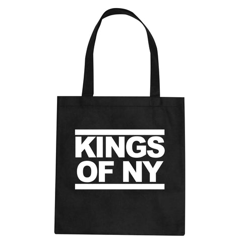Kings Of NY Run DMC Logo Style Tote Bag By Kings Of NY