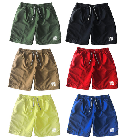 Simple Swim Shorts by KINGS OF NY