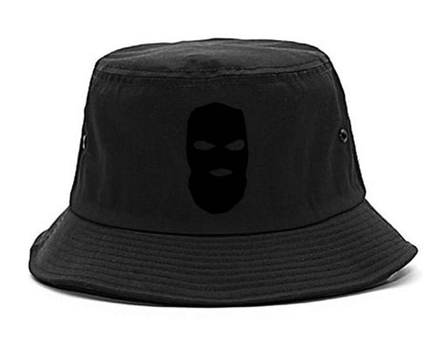 Ski Mask Way Robber Bucket Hat By Kings Of NY