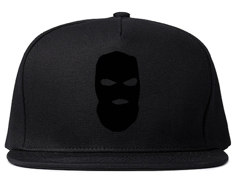 Ski Mask Way Robber Snapback Hat By Kings Of NY