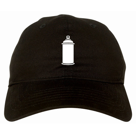 Spray Can Graffiti Dad Hat Cap by Kings Of NY