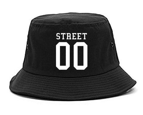 Street Team 00 Jersey Bucket Hat By Kings Of NY