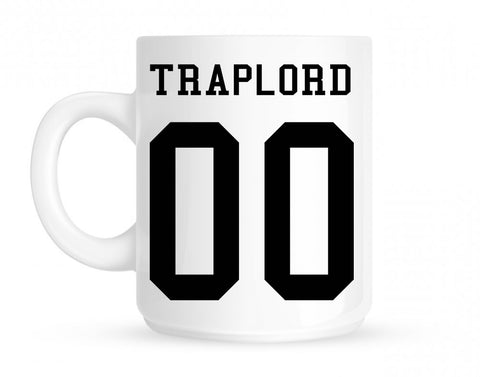 Traplord Team Jersey 00 Trap Lord Mug By Kings Of NY