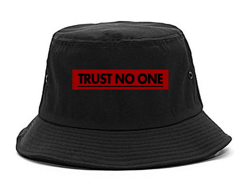 Trust No One Bucket Hat By Kings Of NY