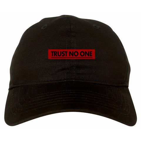 Trust No One Dad Hat By Kings Of NY