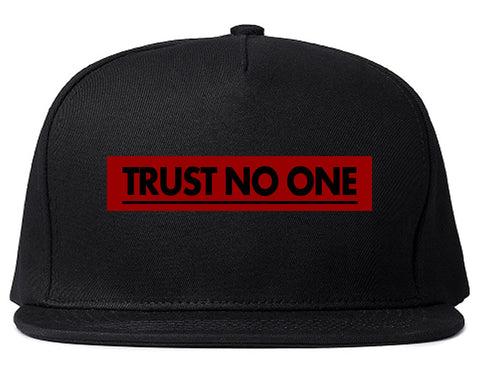 Trust No One Snapback Hat By Kings Of NY