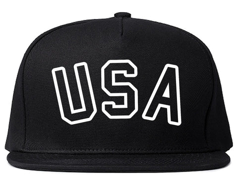 Team USA Olympics 2016 Snapback Hat