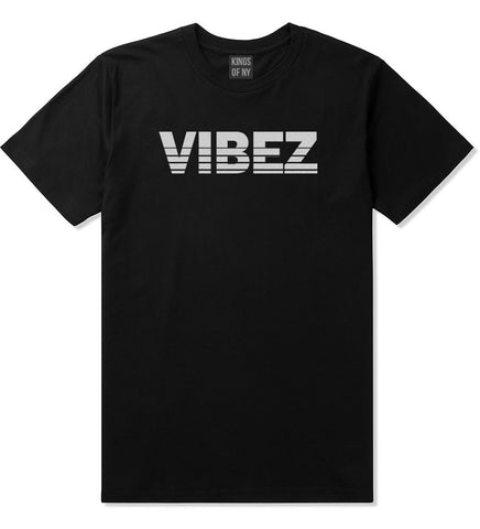 VIBEZ Racing Style Boys Kids T-Shirt in Black by Kings Of NY