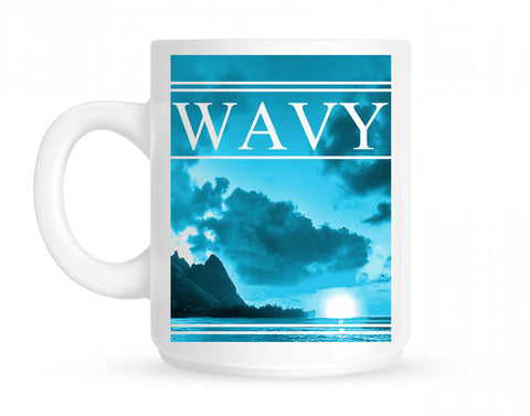 Wavy Harlem Mug By Kings Of NY