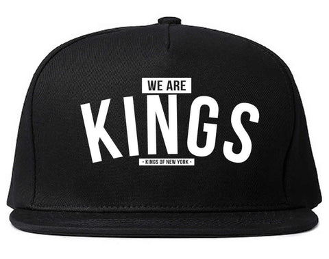 We Are Kings Snapback Hat by Kings Of NY