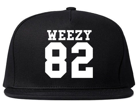 Weezy 82 Team Jersey Snapback Hat Cap by Kings Of NY