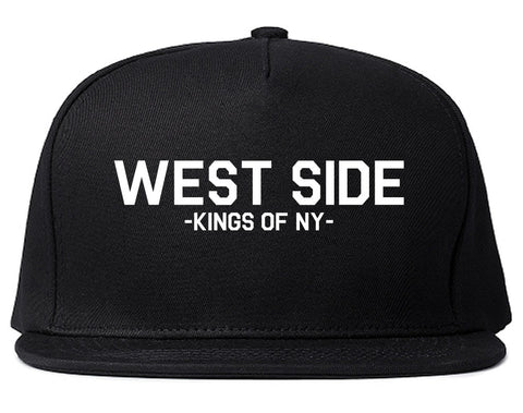 West Side Kings Of NY Snapback Hat Cap