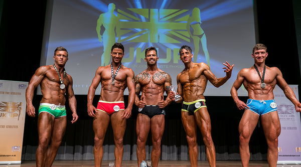 UK Ultimate Physiques Sponsor 2020