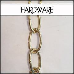 Hardware for Chandeliers and Lamps