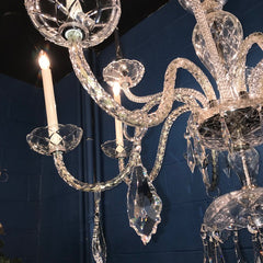 How to Add Crystal Accents to Your Chandelier