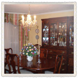 Custom Wentworth in Dining Room.