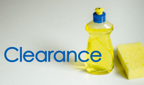 New - Clearance Items
