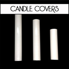 Covers for candelabra sockets