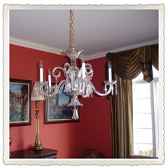 Featuring: Our Belladonna Chandelier