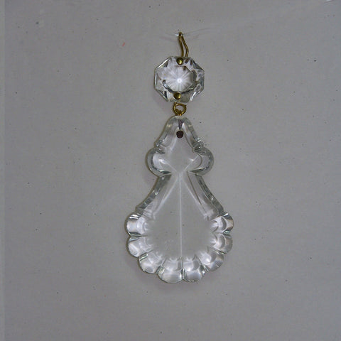 "2"" French pendant"