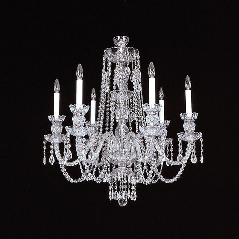 Crystal Chandelier 6-R-10 with Swarovski