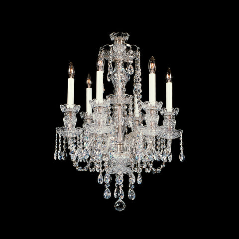 Crystal Chandelier 6-R-6
