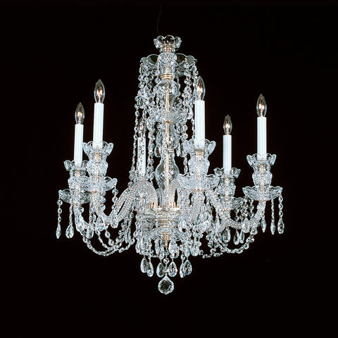 Crystal Chandelier 6-R-8
