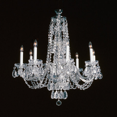 The Modern Crystal Chandelier Classic Crystal Chandelier MH