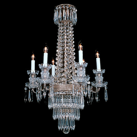 "Ashley Tier Chandelier - 20"" x 33"""