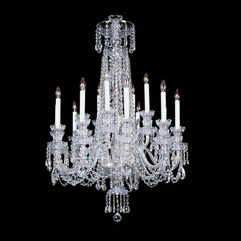 Crystal Chandelier Baltimore with Swarovski