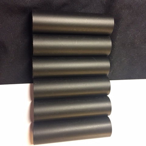 Dark Bronze Metal Candle Covers - 3 1/8""