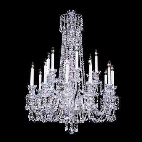 Crystal Chandelier King with Swarovski