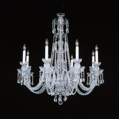 Crystal Chandelier Philadelphia with Swarovski