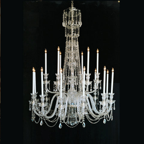 Crystal Chandelier Royal Belvedere with Swarovski