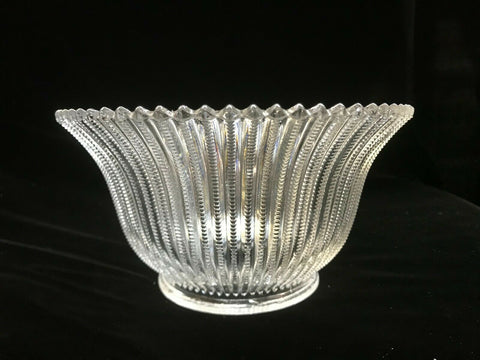 "SSG13 Vintage Glass Shade, 4"" Fitter"