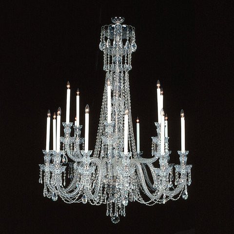 Crystal Chandelier Schonbrunn with Swarosvki