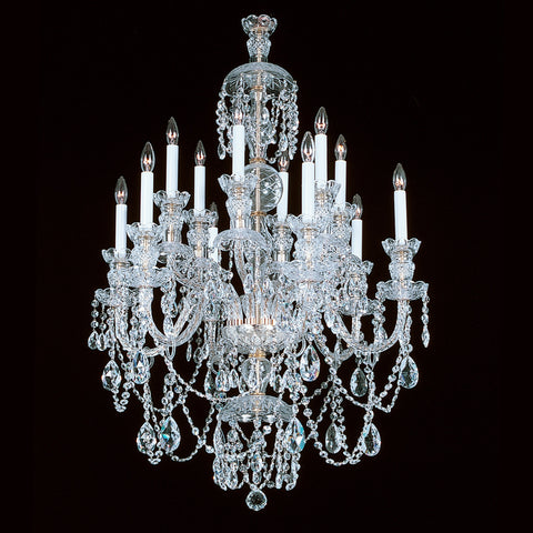 Crystal Chandelier Small Winterking