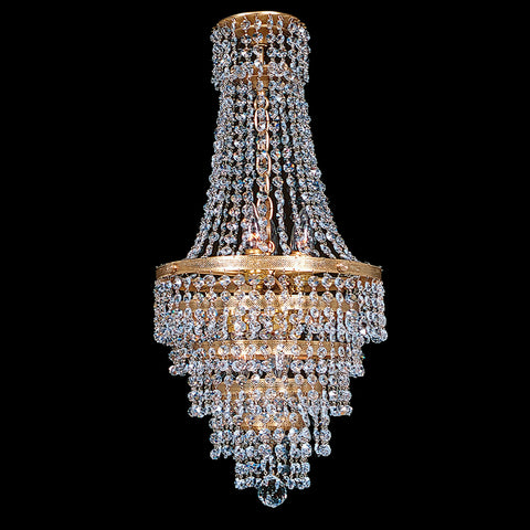 Crystal Chandelier Tier 44 with Swarovski