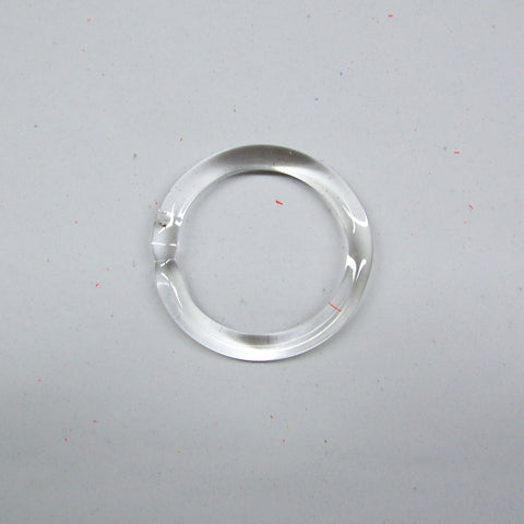 Glass Ring, 1.75""