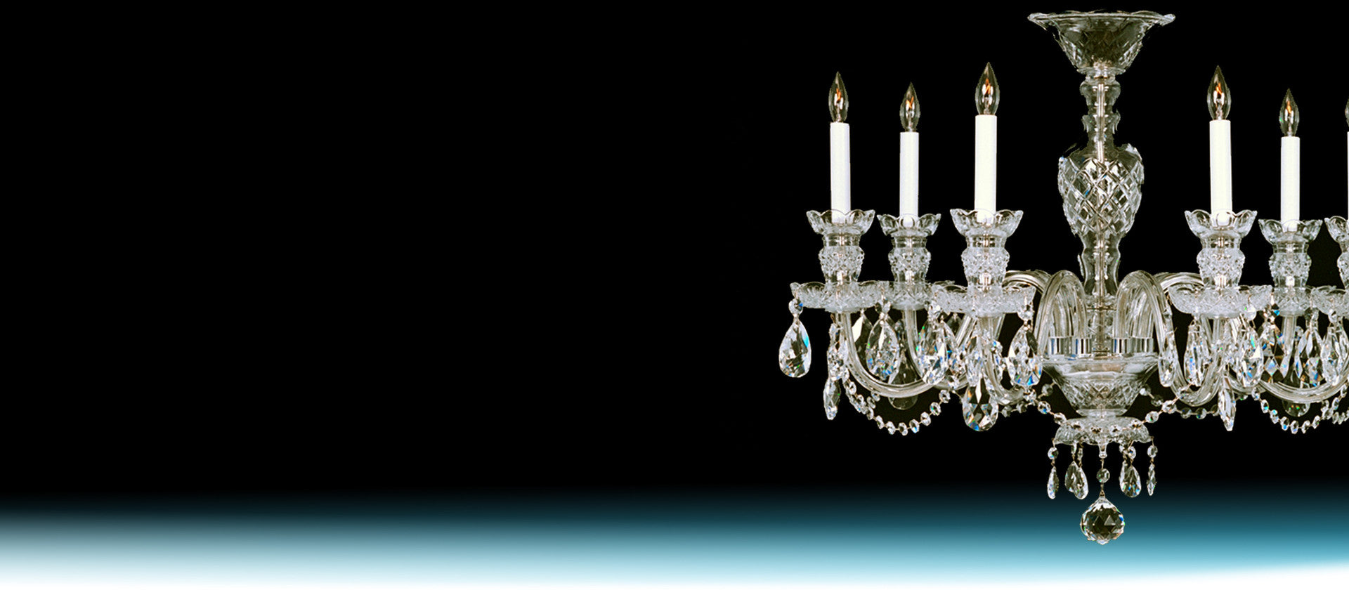 Crystal Chandeliers and Sconces