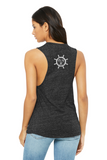 Blueprint Ladies Scoop Muscle Tank