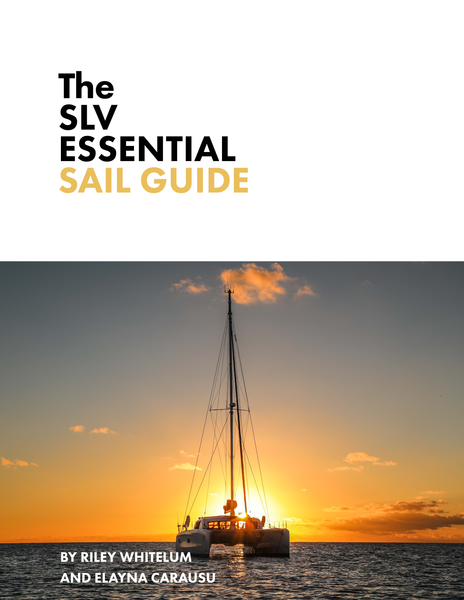 The SLV Essential Sail Guide (With Video Tutorials)