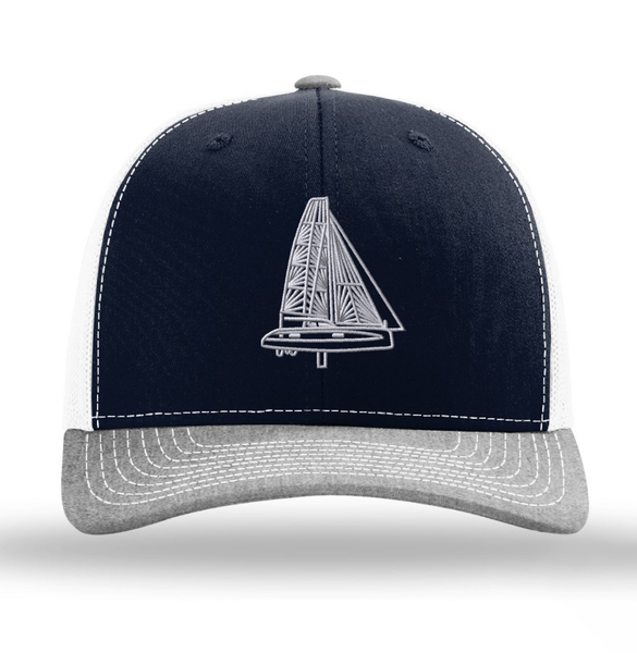 SLV Blueprint Trucker Hat
