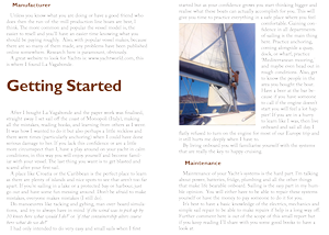 "*Special Offer* Sailing ""Lessons Learned"" Booklet"