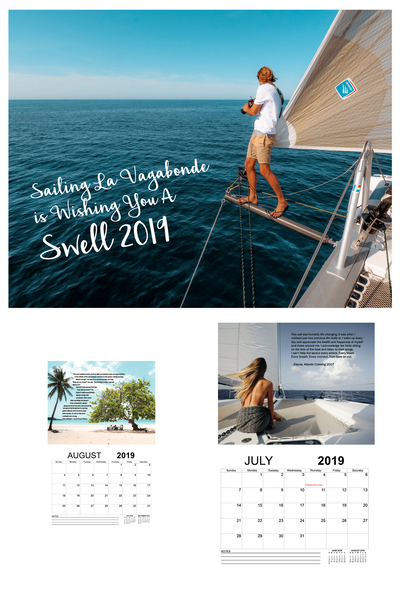 SLV 2019 Official Calendar *only a couple left*