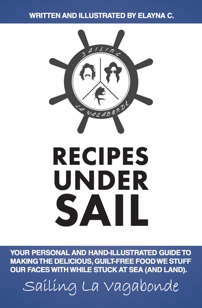 *Special Offer* Recipe's Under Sail