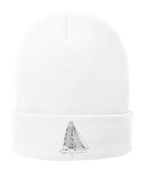 Fleece Lined Knit Beanie