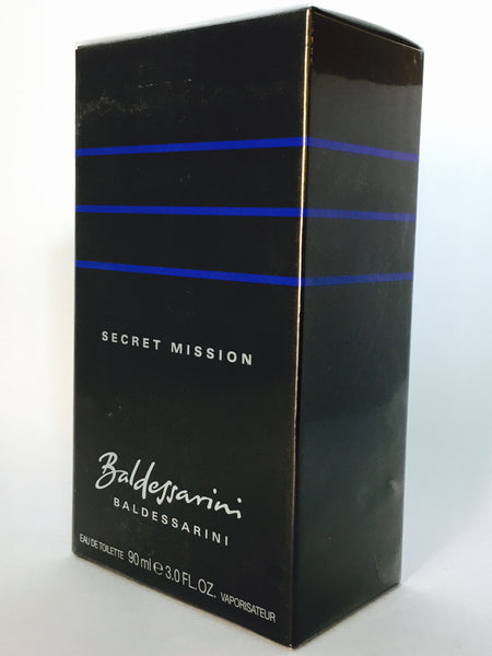 Baldessarini Secret Mission Eau de Toilette für Herren (EDT)