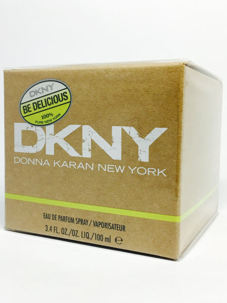 DKNY Be Delicious Eau de Parfum für Damen (EDP)