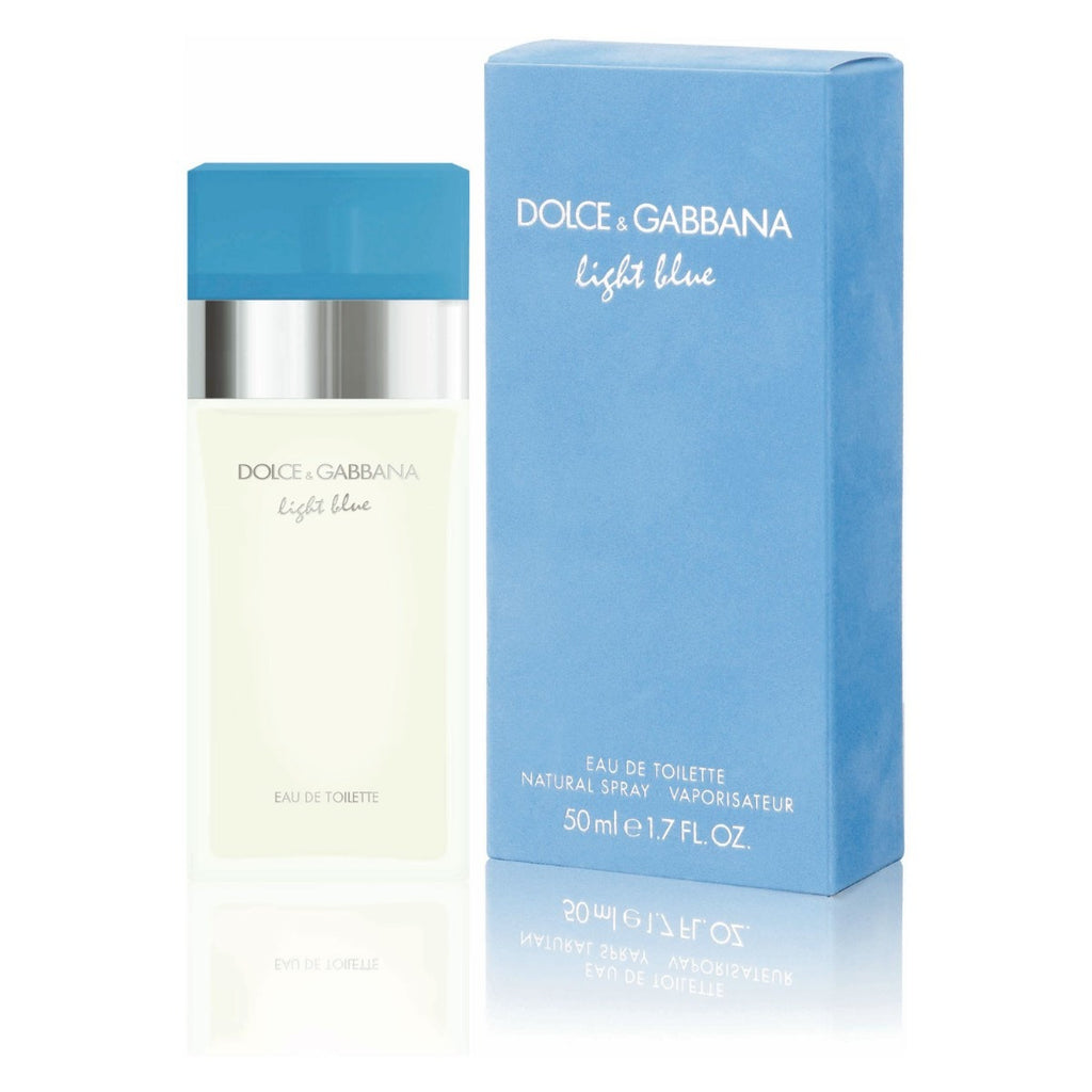 D&G Dolce & Gabbana Light Blue Eau de Toilette für Damen (EDT)